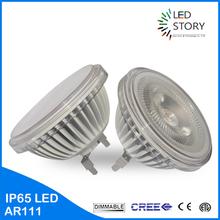 High quality 120 degree CE UL GX53 g53 AR111 gu10 led for house lighting