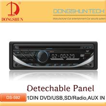 60Wx4 High Power Output,FM Receiver auto 1din dvd