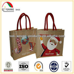 Recycle Eco jute jewelry pouch importer of Jute shopping bags