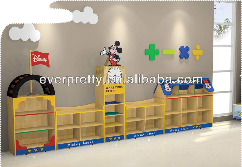 Adesivo Delineador Para Os Olhos ~ Crianças brinquedo prateleira, moderna madeira brinquedo, armário de sala de aula
