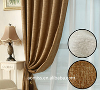 luxury hotel project guest room curtains drapes