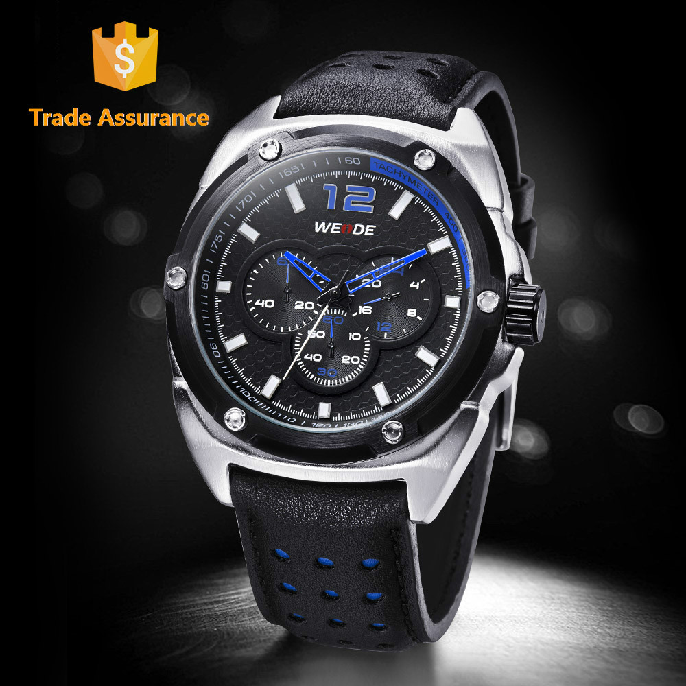 weide brand fancy mens 3atm waterproof cold light sport