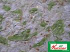 decoração de fibra natural material de papel de parede líquido