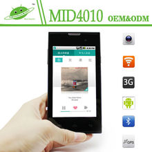 China supplier 4.0 inch Android 4.4 800*480 IPS screen 0.3/2.0 camera low price china mobile phone