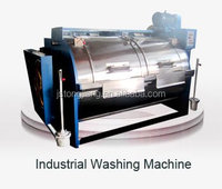 clothes, gloves,T-shirts, pants, garment, fabric, linen, bedsheet industrial washing machine/100 KG Washer