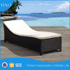Lounger Rattan Basket Outdoor Bed without Ottoman SO0103