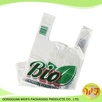 Top Quality Oxo Biodegradable Bag For Garbage