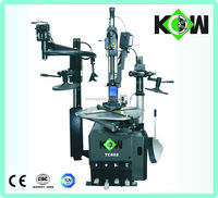 Tire Changer with 2500Kgf bead breaker cylinder