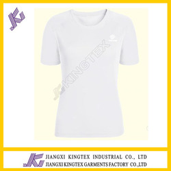 cool dry shirts/100% polyester dry fit fabric/dry fit plain t-shirts