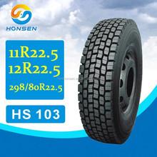295/80r22.5 all steel radial truck otr tire