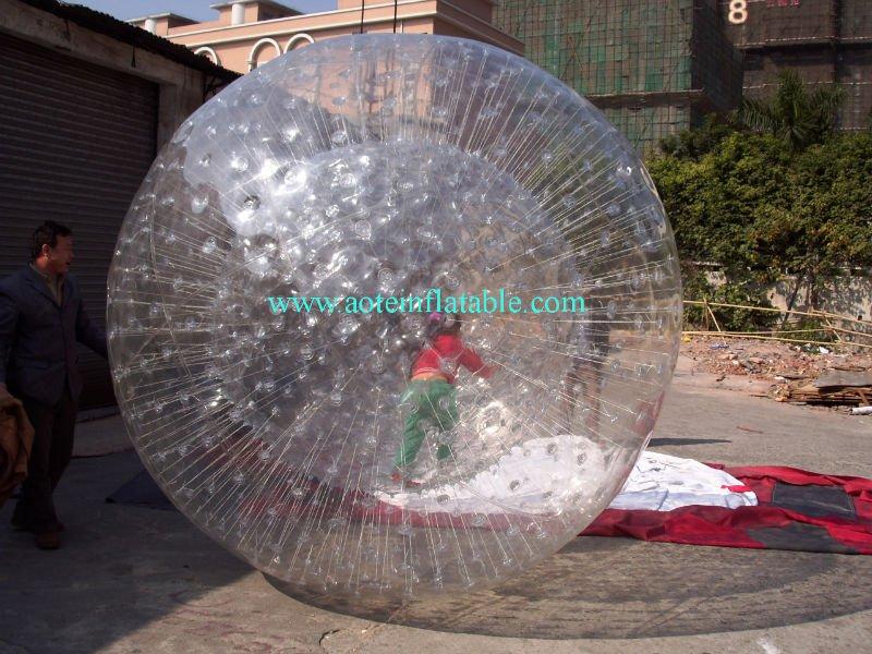 Big Rolling Human Inflatable