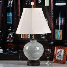 Hand made painted Ceramics lamps, Ceramics Craft, Antique ceramic lamp L96