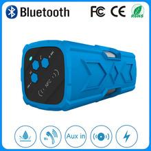 Waterproof mini bluetooth speaker,hi-fi, for iphone 6/mp4/mp3/tablet pc, handsfree