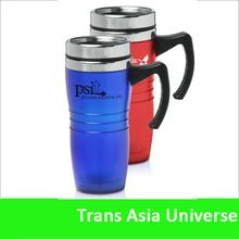 Stainless Everest Travel Promo Mug - 14 oz.