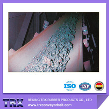 highest 150 ~200 temperature resistantant rubber conveyor belt