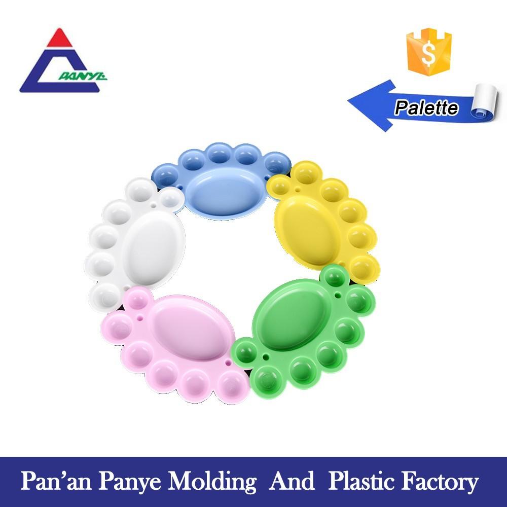Paint Palette Drawing Paint Palette,plastic