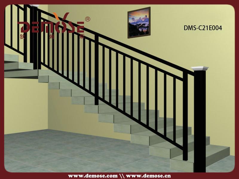 Imagenes De Pasamanos Para Escaleras. Escalera Recta De Rauli Al ...