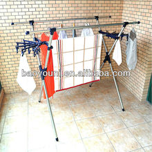 SGS ISO DIY portable clothes dryer laundry pulley heated airer