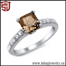 Super Quality Designer Indian Rose Cut Diamond Ring Jewelry
