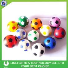 Football World Cup Promotional Logo PU Stress Ball