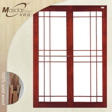 Wholesale wood sliding screen door for kitchen
