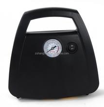 High power portable car air compressor 12v dc mini air pump silent air compressor
