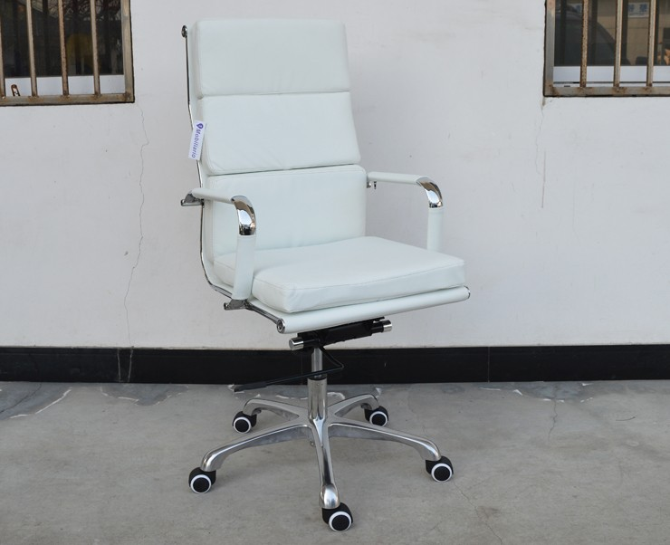 Y-1747 Modern Fashion Swivel Lifting Office Chair Leather Arm Chair