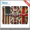 Hot selling internation flag hard case for iphone 5S, for iphone 5 case