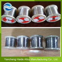 High resistance for resistor Nichrome alloy