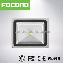 high power waterproof outdoor reflector led 50w ip66 led flood light rechargeable color changing outdoor led flood light