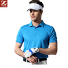 Most popular 100 cotton wholesale polo golf shirts