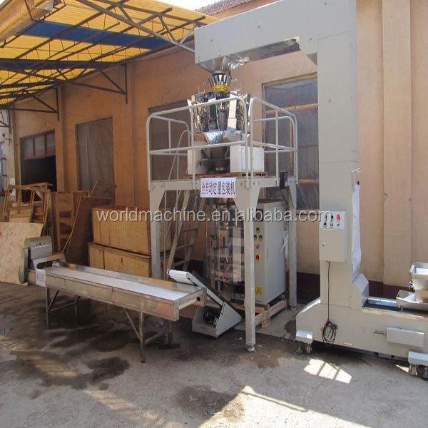 Industrielle automatique puces frites de pommes de terre machine ligne de production en usine directe prix