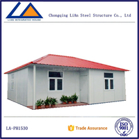 Small Prefabricated Prefab Houses China
