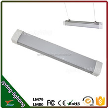 2/3/4 feet LED tube High/Low Bay Lighting fixtures IP65 for warehouse, parking lot