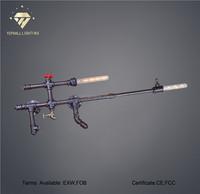 starck ak47 gun wall lamp water pipe gun wall lamp gun lamp YP2037-B2