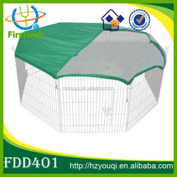 waterproof metal barrier cage wire mesh dog fence
