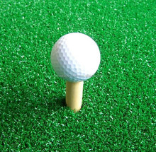 New golf practice balls