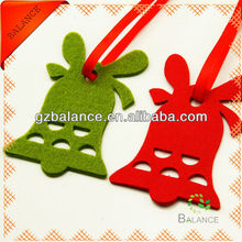 Ornament For Christmas Bell/christmas decoration