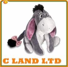 2015 Toy Stuffed Animal Stuffed Donkey Eeyore