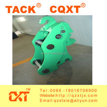 Strong quality hydraulic excavator quick hitch