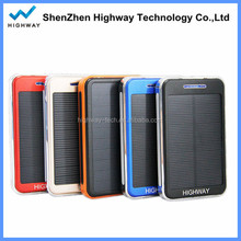 10000mah solar mobile phone charger blueberry phone rohs mobile solar charger