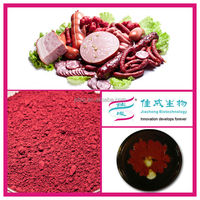 Factory sell red fermented rice natural food colorant for meat product