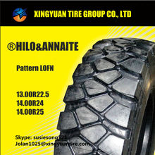 2014 14.00R25HILO OTR Tyres Made In China