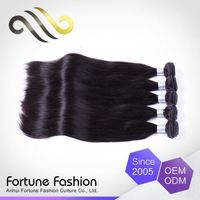General Attractive And Durable Virgin Unprocessed 8A Ring-X Silky Straight Hair Extensions Extensions
