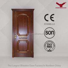 Engineer Designed Solid Wooden Door, Composite of Wooden Doors For Rooms