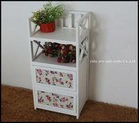 Bedroom Cabinet /Modern Home Furniture/ White Wooden Storage Cabinet small bookshelf