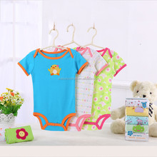 5 pieces/set baby rompers/bodysuits