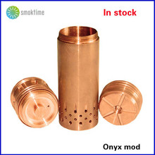 Latest produced copper clone onyx mod high quality with 26650 battery