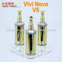 New Arrival Vivi Nova Tank Clearomizer V5 V8 V9 V10 Changeable with changeable coil tank clearomizer Best Seller in USA