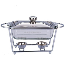 oblong stainless steel Alcohol Stove, Alcohol heating Buffet furnace